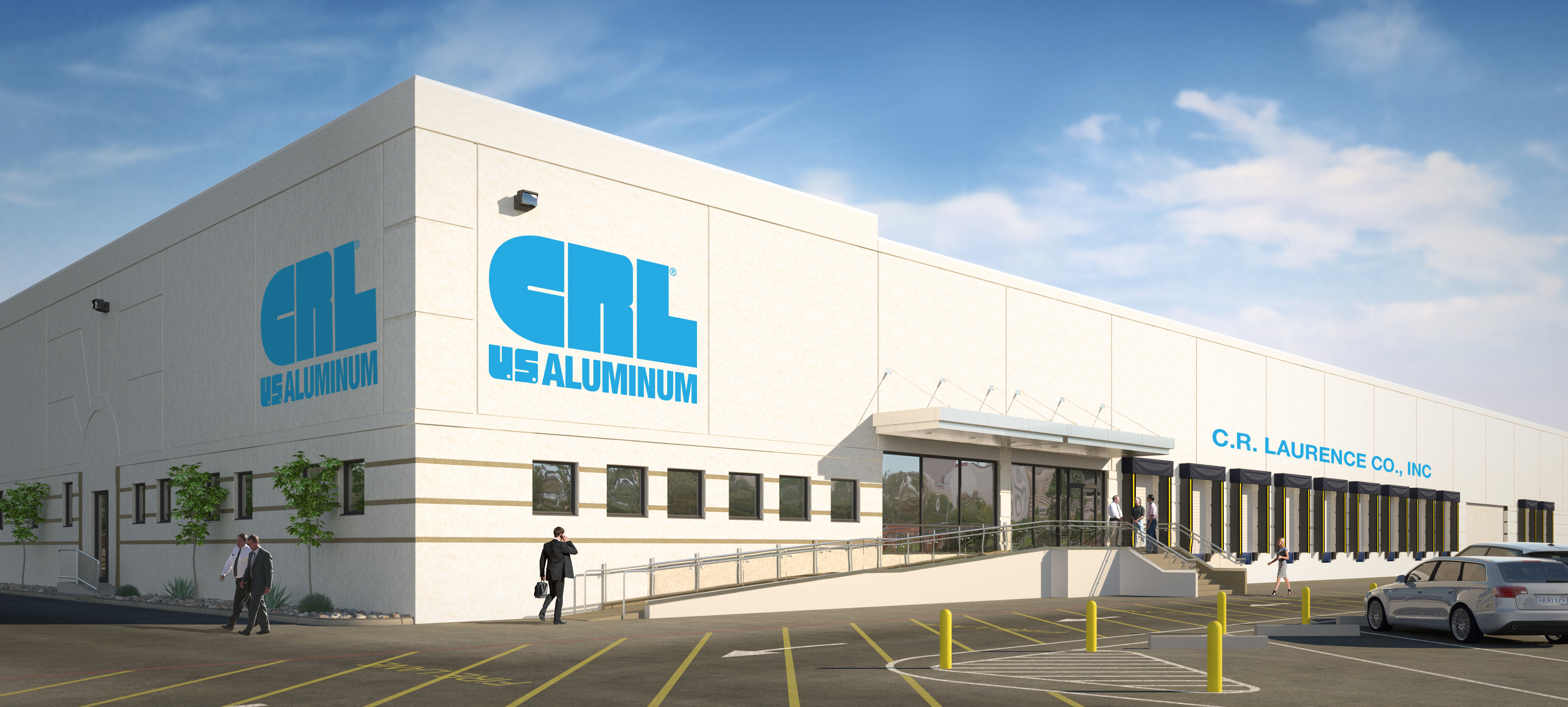 C.R. Laurence Continues North American Expansion Plans, Targeting ...